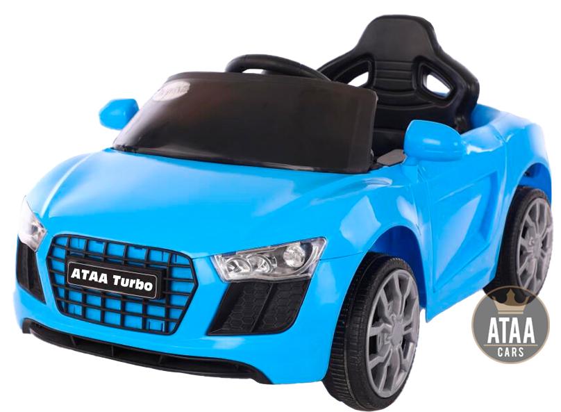 coche-electrico-para-ninos-ataa-turbo-6v-azul