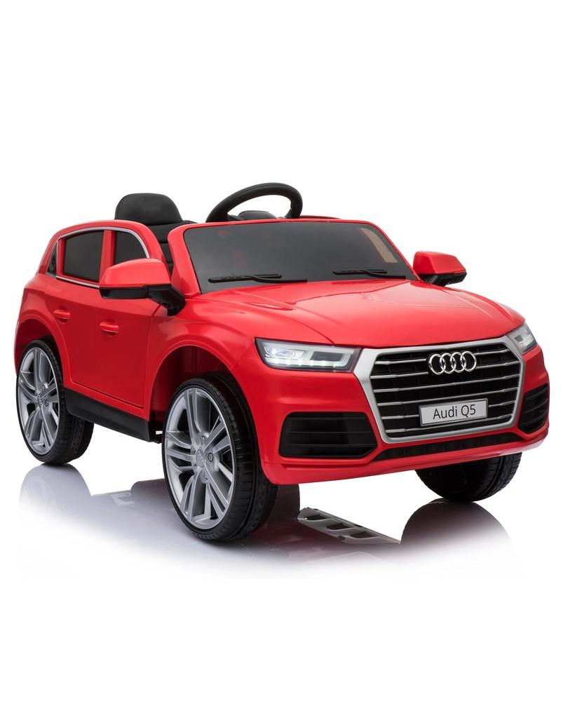 coche-eléctrico-para-ninos-audi-q5-12v-licenciado-rojo