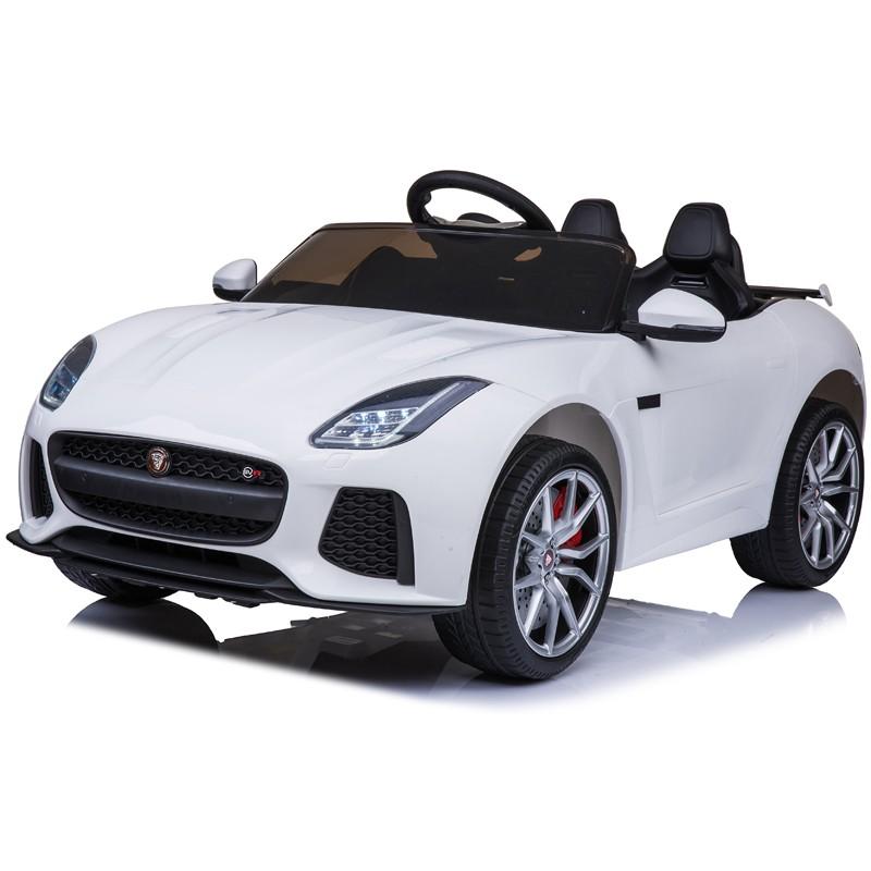 coche-de-bateria-para-ninos-con-licencia-para-ninos-jaguar-ataa-blanco
