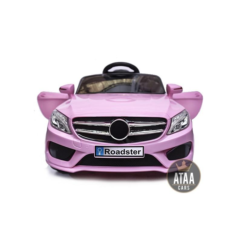 coche-electrico-para-ninos-barato-sl-roaster-12v-rosa