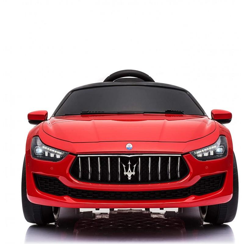 coche-electrico-para-ninos-maserati-ghibli-12v-licencia-oficial-rojo