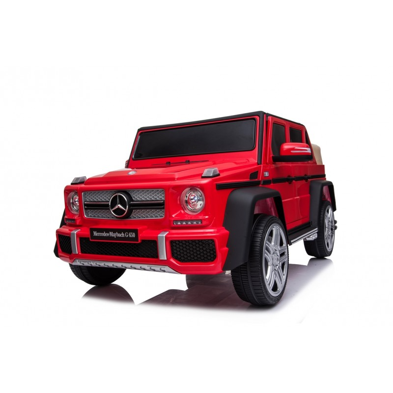 coche-electrico-para-ninos-mercedes-maybach-g650-licencia-oficial-12v-rojo
