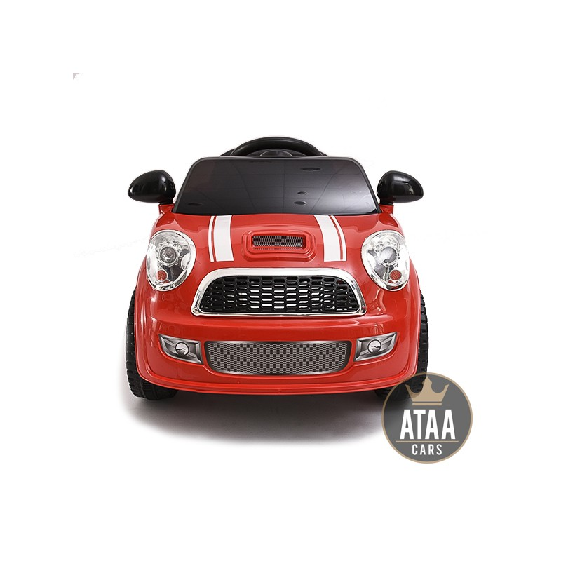 coche-electrico-para-ninos-mini-uno-6v-ataa-cars-rojo