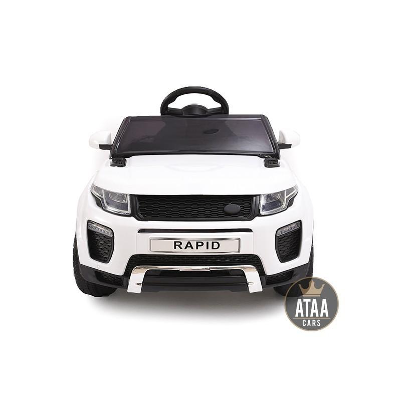 coche-electrico-para-ninos-range-rapid-12v-blanco