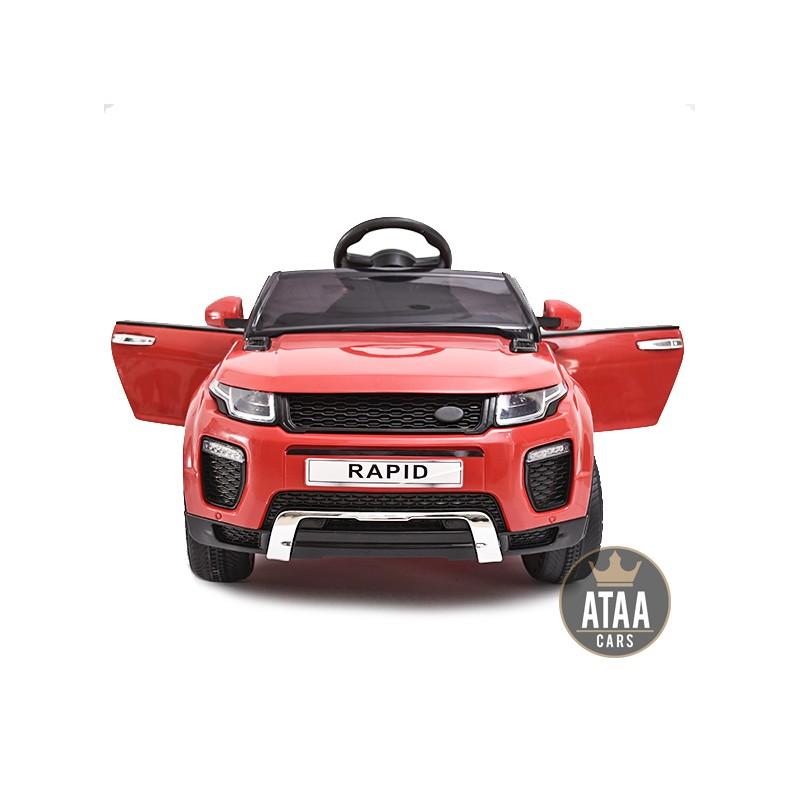 range-rapid-12v-coche-electrico-para-ninas-con-mando-ataa-cars-rojo