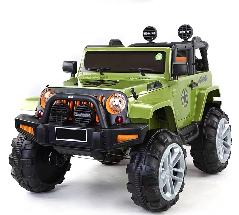 coche-electrico-para-ninos-ataa-bigfoot-12v-app-movil-biplaza-ataa-cars-verde