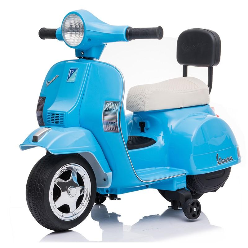 motos-electricas-para-ninos-6v-vespa-clasica-px150-mini-oficial-ataacars-azul