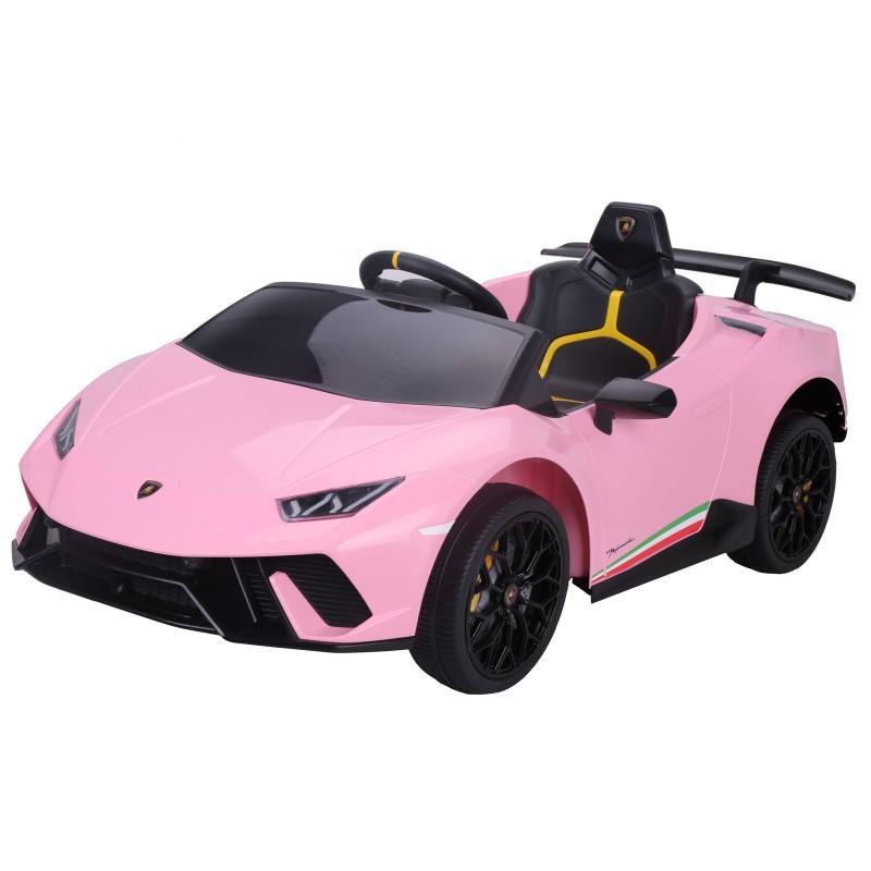 lamborghini-huracan-12v-coches-electricos-para-ninos-licencia-oficial-rosa