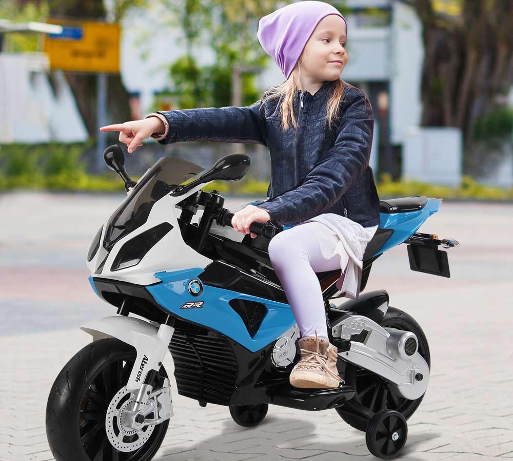 motos-eléctricas-para niños-a-bateri