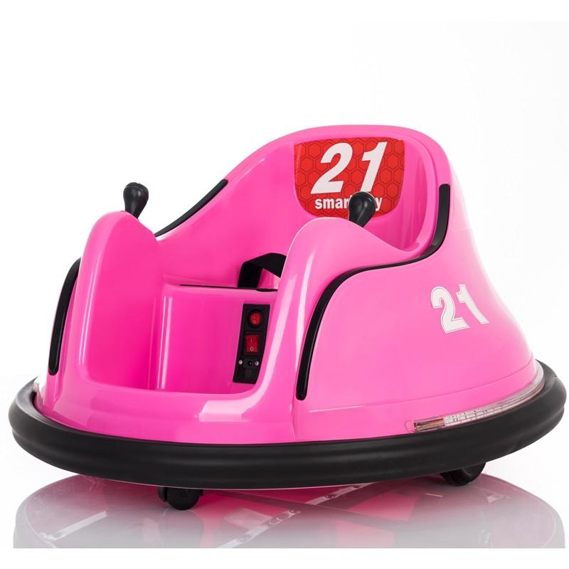 auto-de-choques-autogiro-electrico-coches-6v-rosa