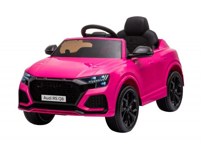 coche-electrico-para-ninos-audi-rsq8-12v-rosa