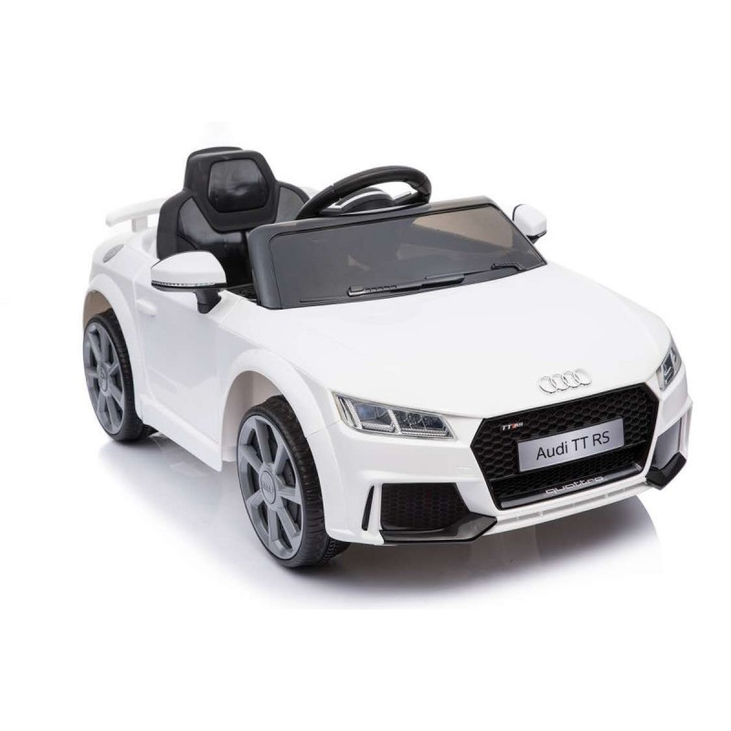 coche-electrico-para-ninos-audi-tt-rs-12v-licenciado-ataa-cars-blanco