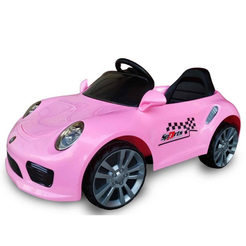 coche-electrico-para-ninos-booster-6v-rosa